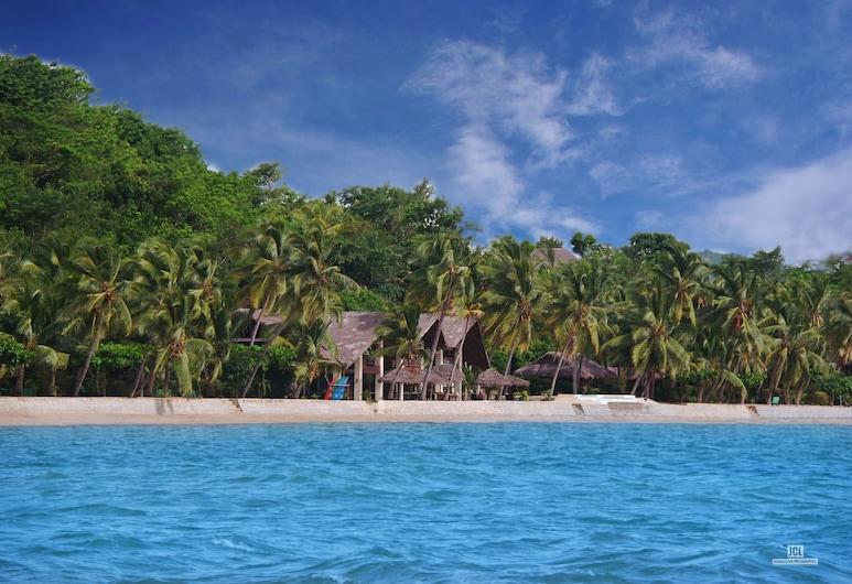 Anjiamarango Beach Resort, Nosy Be, Strönd