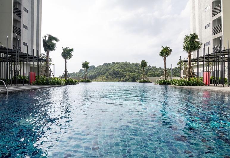 Ramada by Wyndham Meridin Johor Bahru, Iskandar Puteri, Infinity Pool
