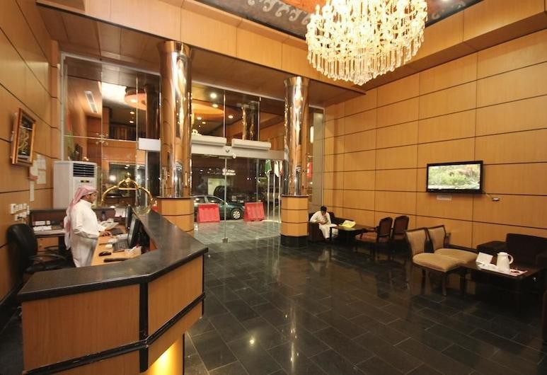 Althanaa Alraqi Hotel Suites, Jedda