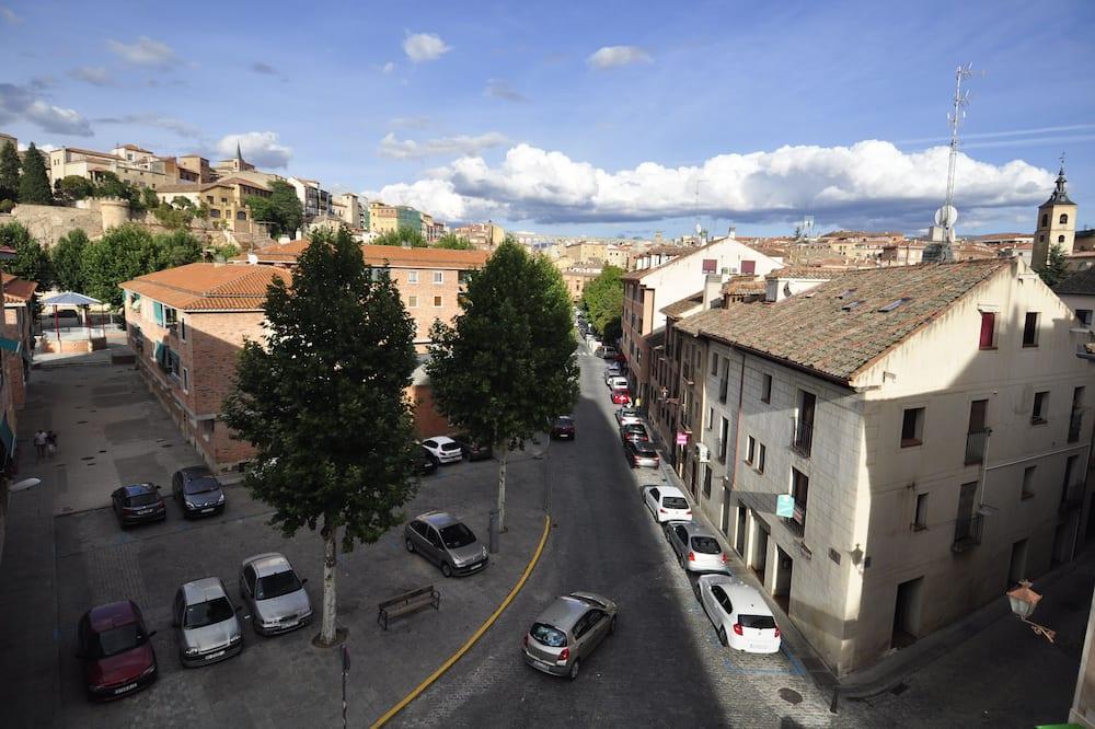 Estudio superior - Vista a la ciudad