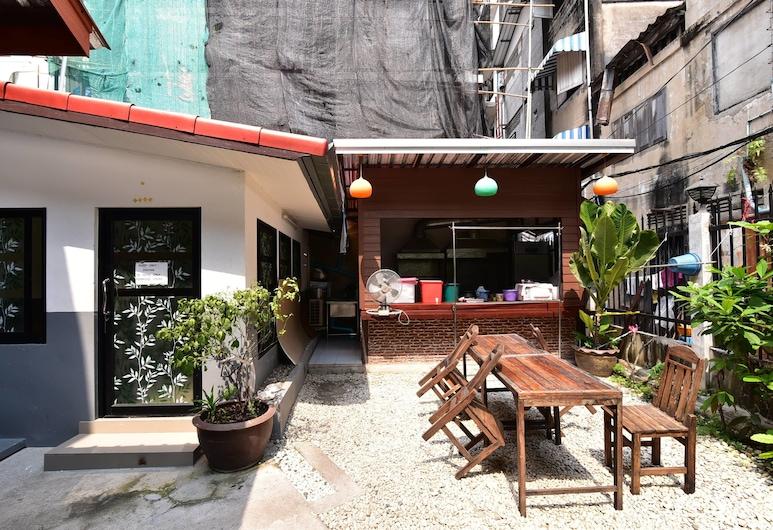 タイ ガーデン ハウス, バンコク, 施設の敷地