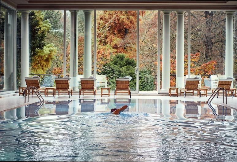 Brenners Park-Hotel & Spa - an Oetker Collection Hotel, Baden-Baden, Piscina cubierta
