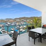Superior apartman, 3 spavaće sobe, pristup bazenu, pogled na marinu - Soba za goste