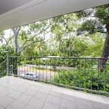 Family Apartment, 2 Bedrooms, Pool Access, Garden View - Balcony