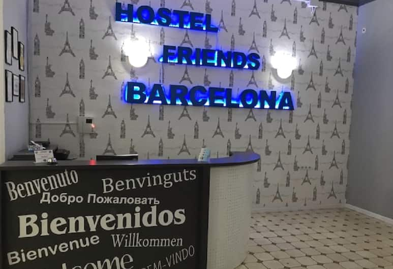 Hostel Friends Barcelona, Barcellona