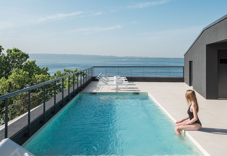 BRIIG BOUTIQUE HOTEL, Split, Outdoor Pool