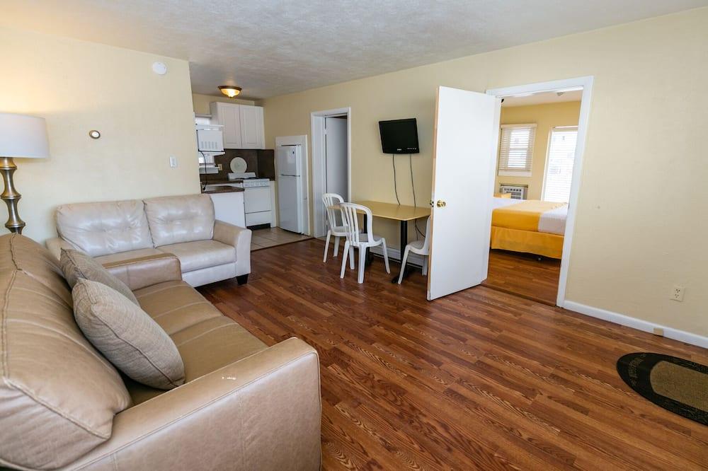 Doppelzimmer, 2Schlafzimmer, Nichtraucher - Wohnbereich