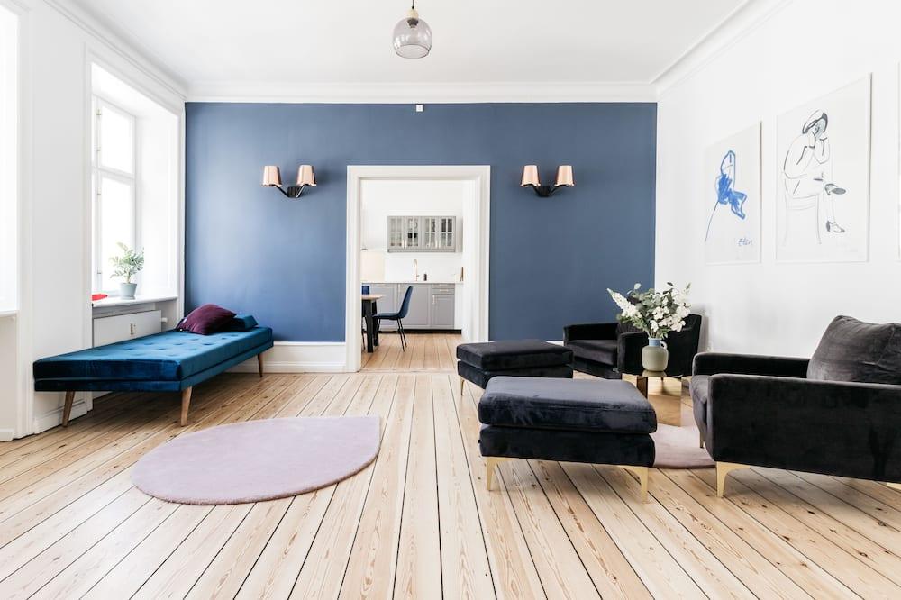 公寓, 3 間臥室, 無障礙 - 客廳