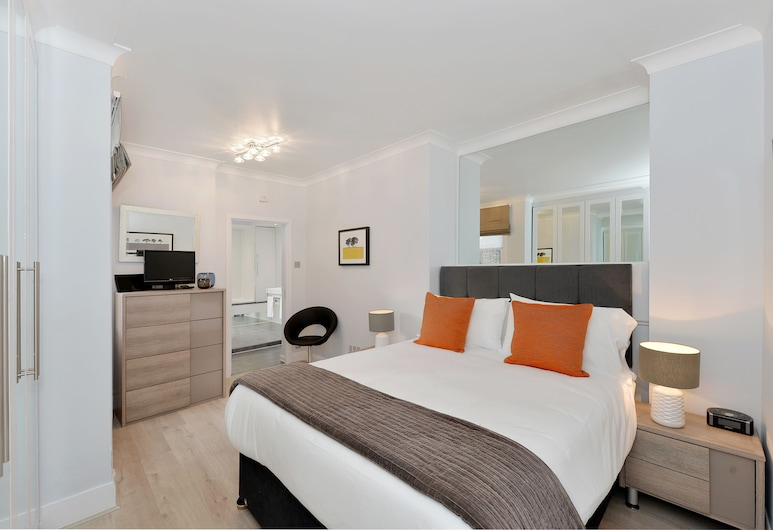 Chiltern Street Serviced Apartments, London, Superior Apartment, 2 Bedrooms, Room