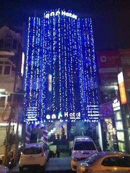 Gambar ANR Hotels di Lucknow