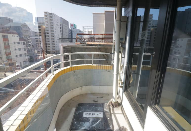 HG 舒適酒店 47 號, 大阪, 公寓 (PM201), 露台
