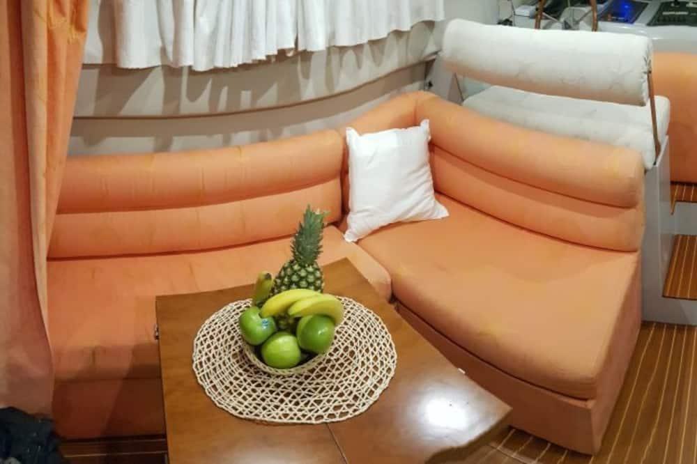 Suite Deluxe - Área de Estar