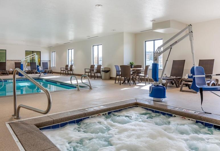 Comfort Inn & Suites Boise Airport, Boise, Pool