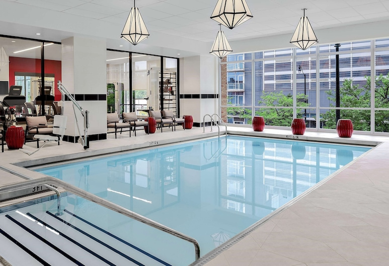 Hampton Inn Chicago McCormick Place, Chicago, Piscina