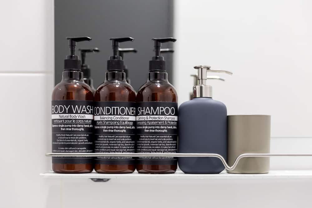Yhteismajoitus, Vain miehille (4 Beds) - Kylpyhuoneen mukavuudet