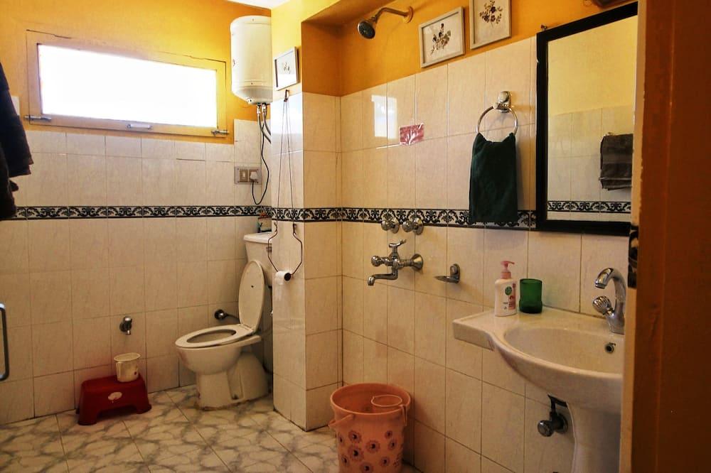 Double Room, Mountain View, Mountainside - Bathroom