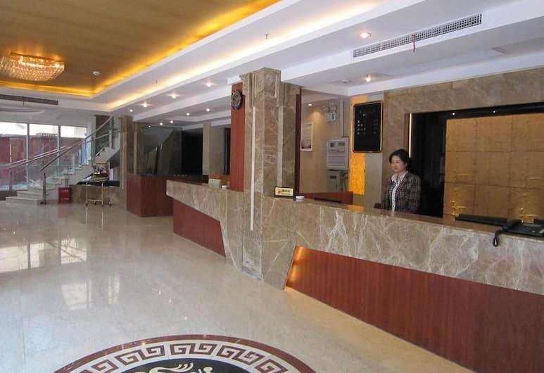上海浦東金鐘酒店, 上海市, 櫃台