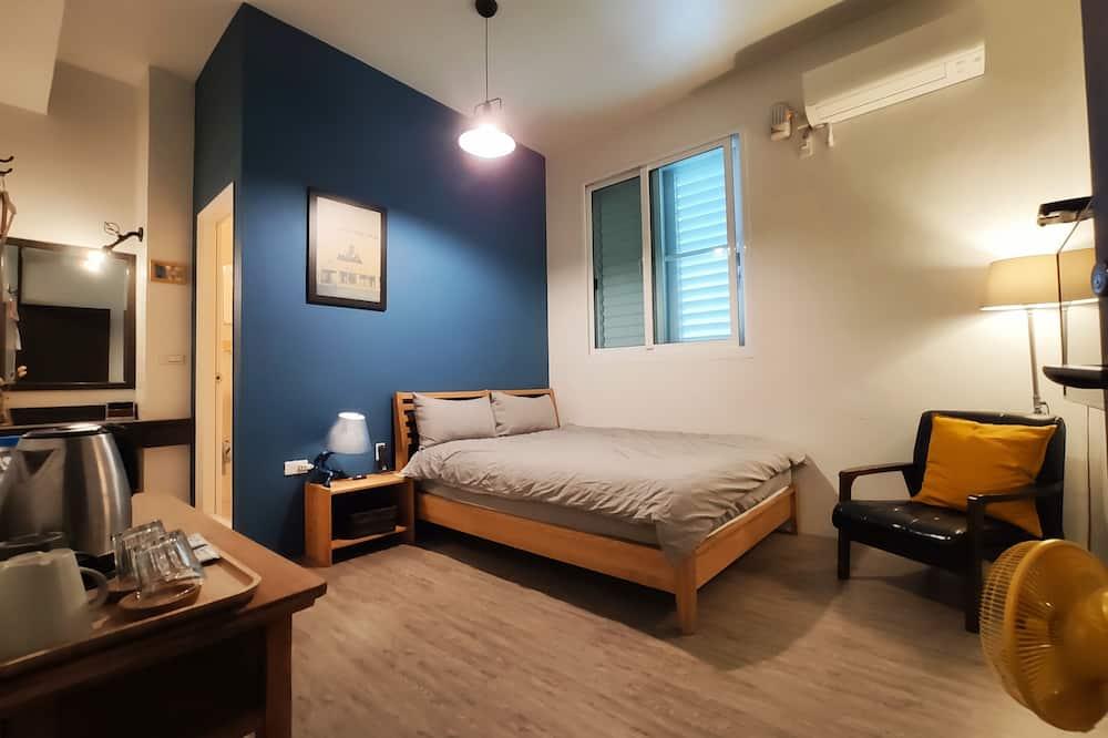 Habitación doble básica, 1 cama doble, para no fumadores - Habitación