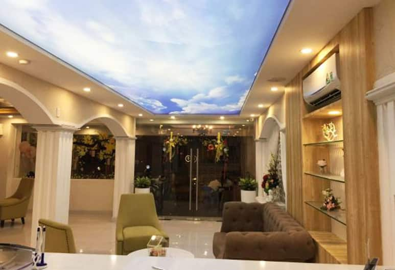 Cupid Hotel, Ho Chi Minh City, Sittområde i lobbyn