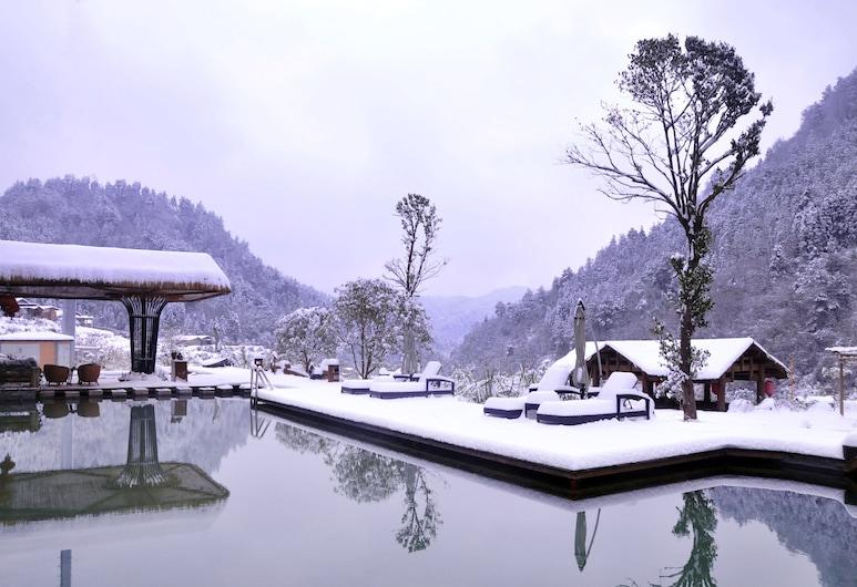 Homeward Mountain Hotel, Zhangjiajie, Esterni