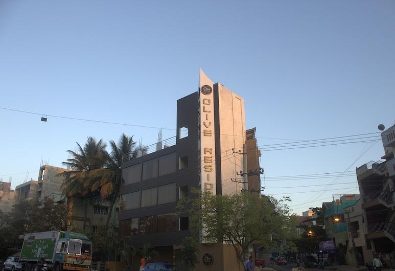 Olive Residency, Bengaluru, Hotellfasad