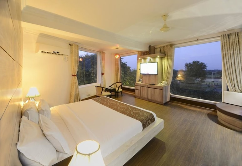 Hotel Pushpvilla, Agra, Executive Room, Guest Room