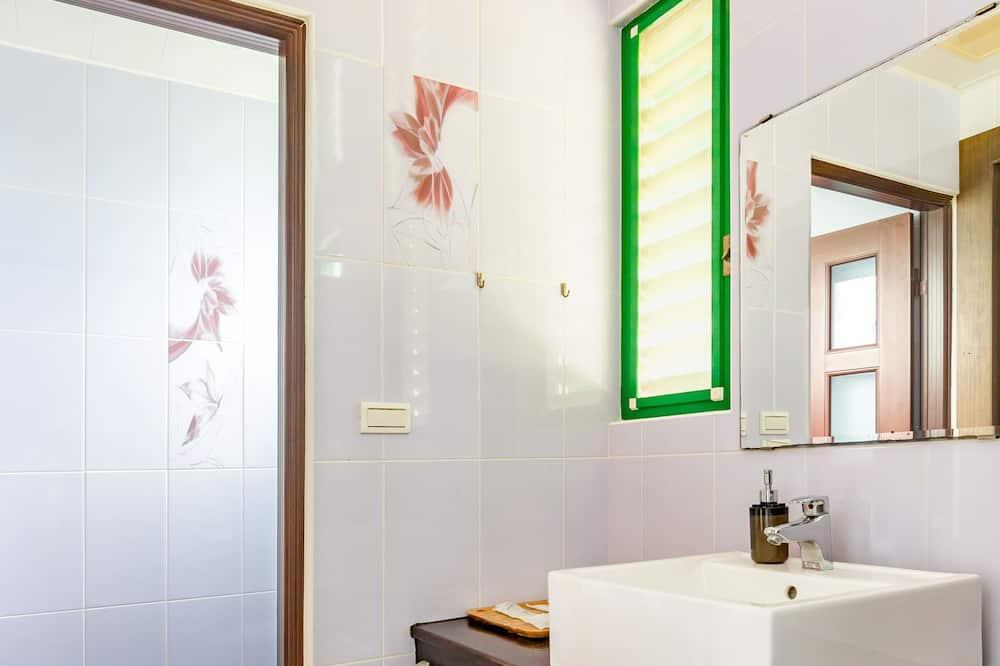 Cabaña Deluxe, mirando al jardín - Cuarto de baño