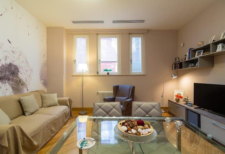 Apartment - Municipio I BH 94, Napoli, Leilighet, 1 soverom, Oppholdsområde