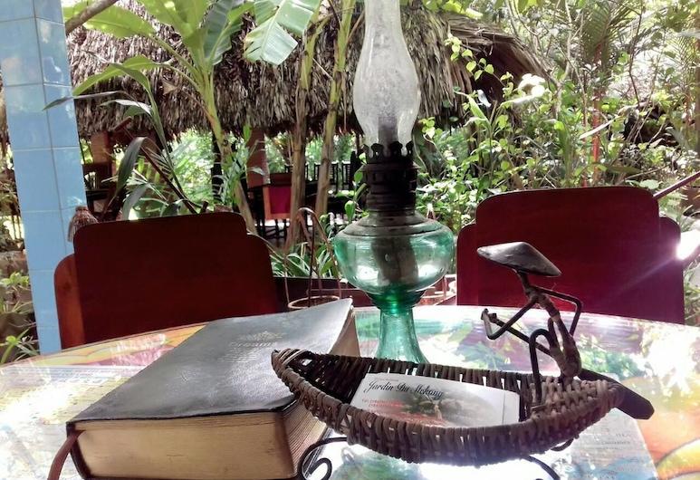 Jardin Du Mekong Homestay, Cho Lach, Reception