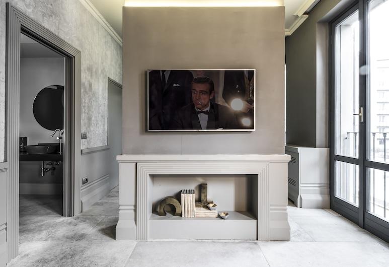 Fifty House Soho, Milan, Hotel Interior