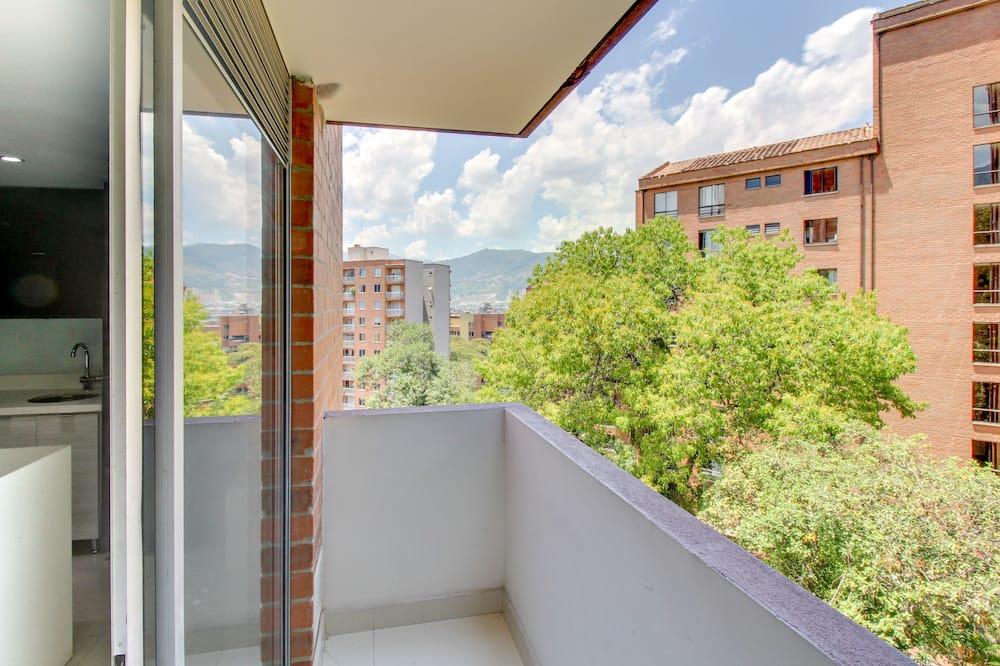 Comfort-Apartment, eigenes Bad - Balkon