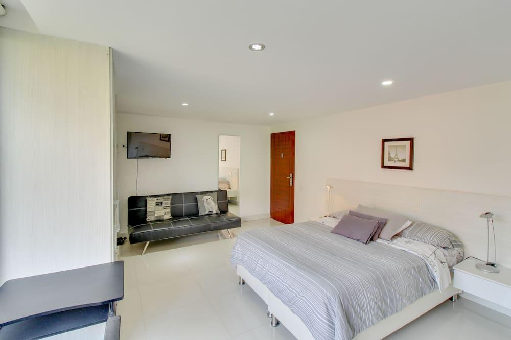 Comfort-Apartment, eigenes Bad - Zimmer