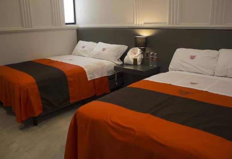 HOTEL RIO, Puebla, Deluxe tweepersoonskamer, Kamer
