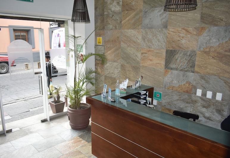 HOTEL RIO, Puebla, Receptie
