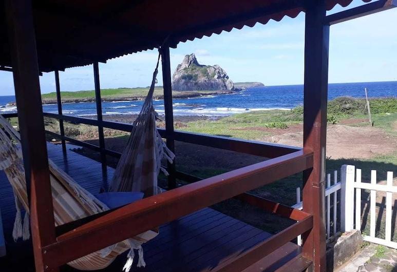 Pousada Naonda, Fernando de Noronha, Chambre Double, vue océan, Balcon