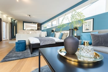 薩爾斯堡4 客房公寓飯店的相片