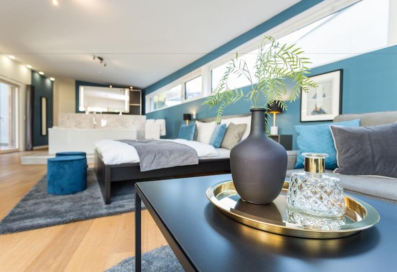 Room 4 Apartments, Salzburg, Apartment (Sky Lounge), Zimmer