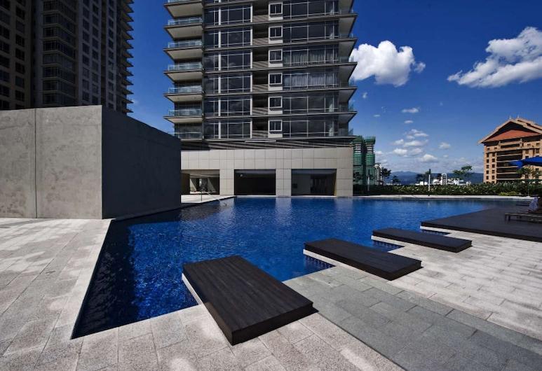 Pavilion Bukit Bintang Modern Suites, Kuala Lumpur, Outdoor Pool