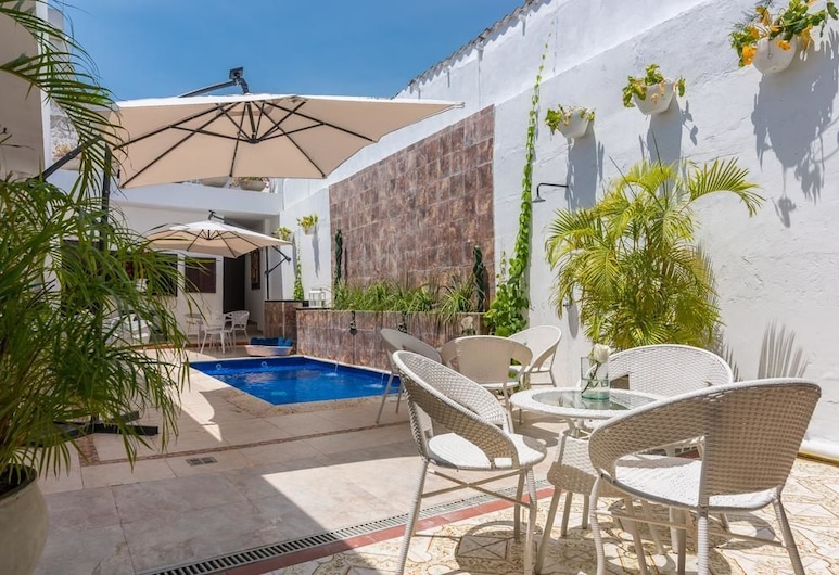 Casa Arte Hotel Boutique by HMC - Adults Only, Cartagena, Buitenzwembad