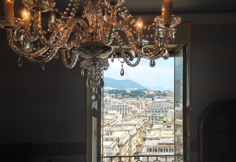 B&B ブリュッセル マルゲリータ, ジェノヴァ, ホテルからの眺望