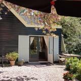 Encantador totalmente equipada Garden House