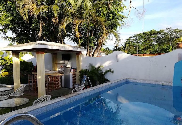 House With one Bedroom in Boca Chica, With Wonderful City View and Shared Pool - 600 m From the Beach, Boca Chica, Pool