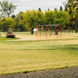 Área de juegos infantiles al aire libre
