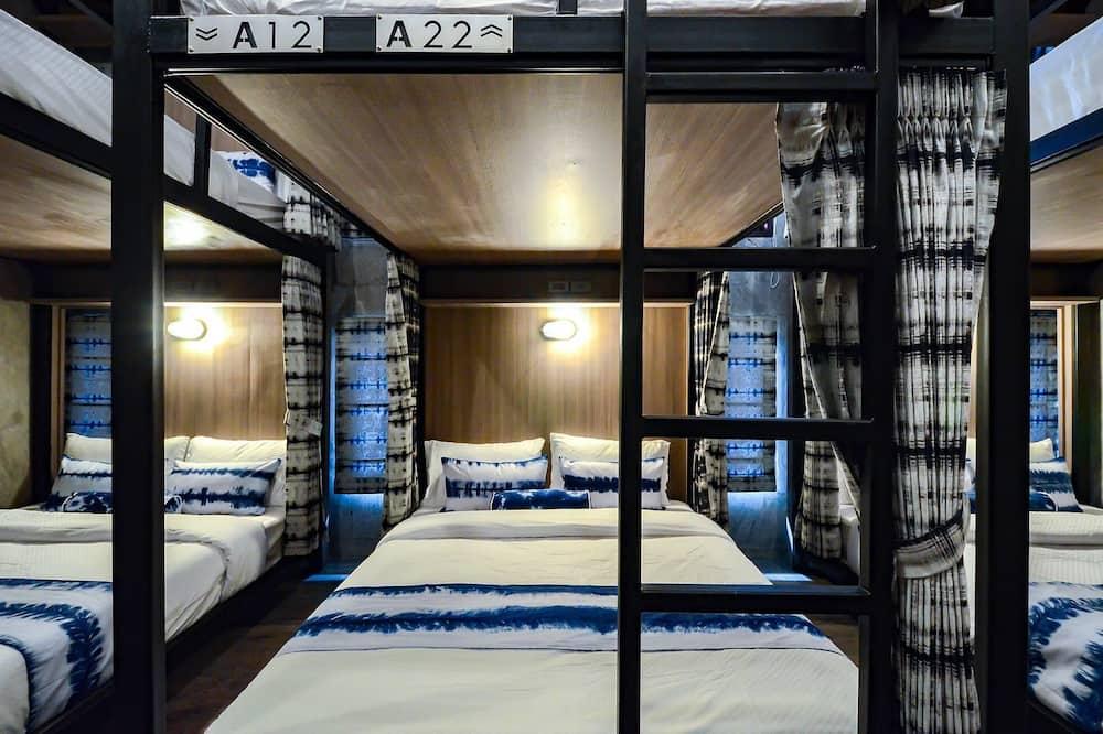 Double Bed Mixed Dorm - Quarto