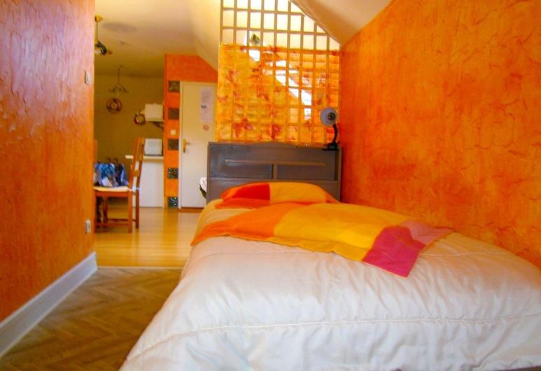 Apartment With one Bedroom in Lourdes, With Wonderful Mountain View, Enclosed Garden and Wifi, Lourdes, Apart Daire, Dağ Manzaralı, Oda