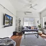 Casa familiar, 3 habitaciones - Sala de estar