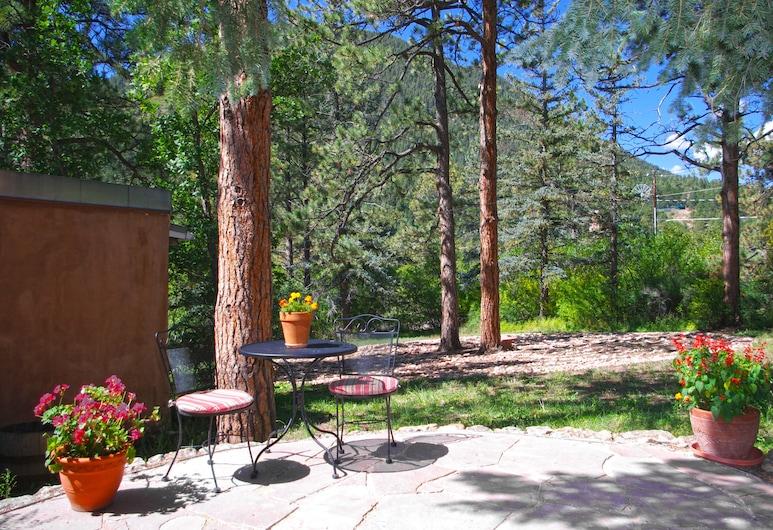 Sommerangebot! Luxuriöses Gästehaus für 2 Personen am Pikes Peak mit Aussicht und 5-sterne-bewertungen, Cascade, Terrasse/Patio