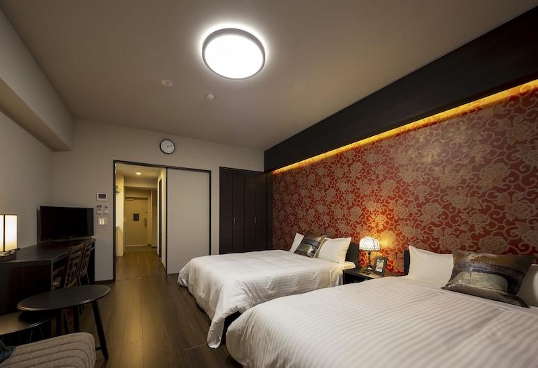 네도코 오사카 웨스트, 오사카, 디럭스 더블룸, 침대(여러 개), 금연, 객실
