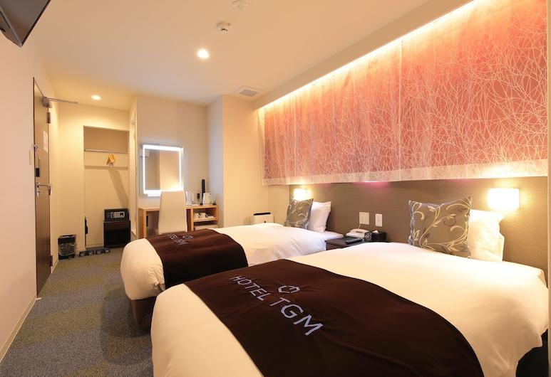 ロディソンホテル大阪上本町パラディア, 大阪市, デラックス ツインルーム, 部屋
