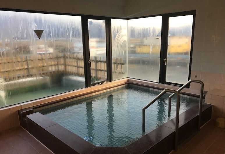 あさひセンチュリーホテル, 南アルプス市, 屋内スパ浴槽